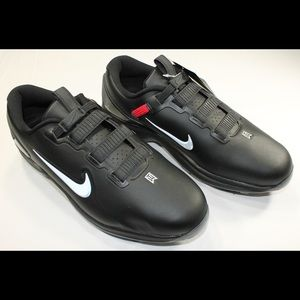 "Tiger Woods Nike Golf Shoes TW71 Wide ""Black"""